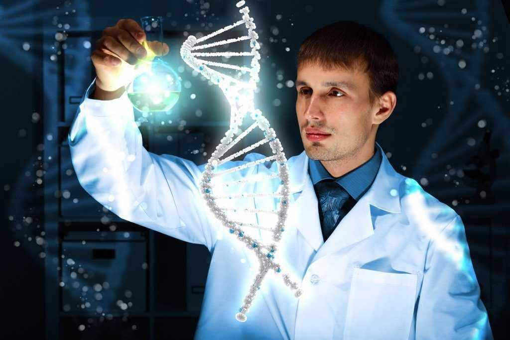 Врач - генетик