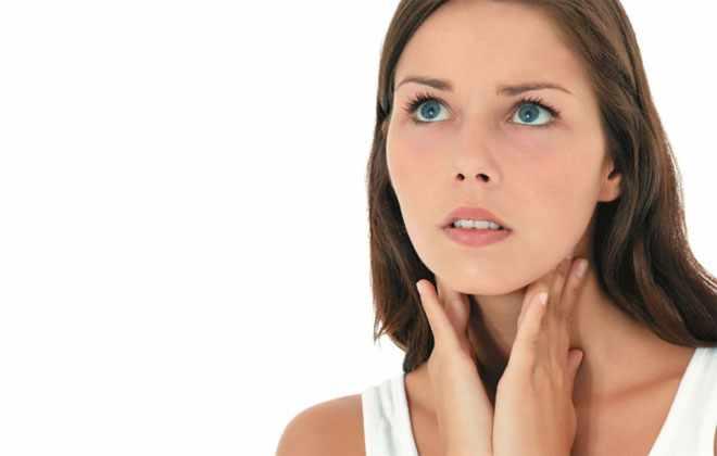 Заболевание щитовидки